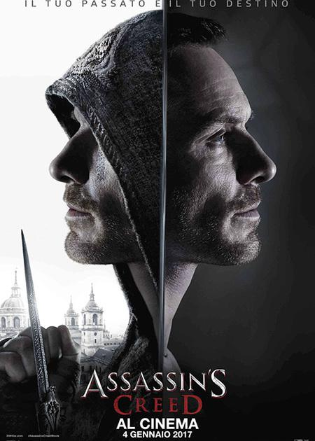 ASSASSIN'S CREED - 3D
